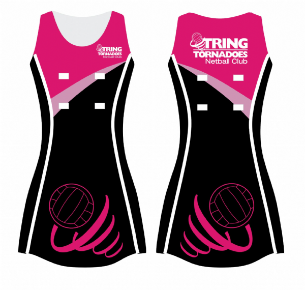 Tring Tornadoes Netball - Match Dress